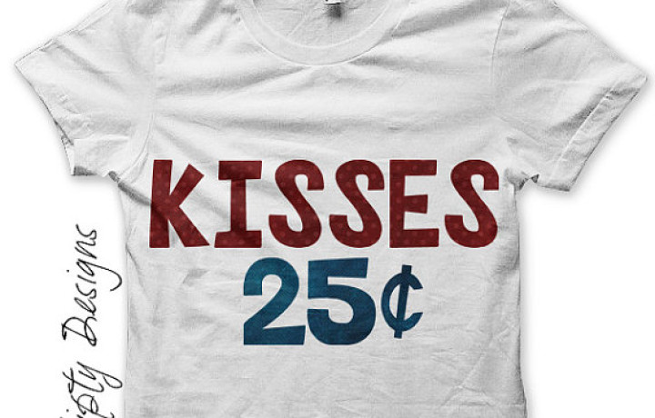 kisses-tshirt